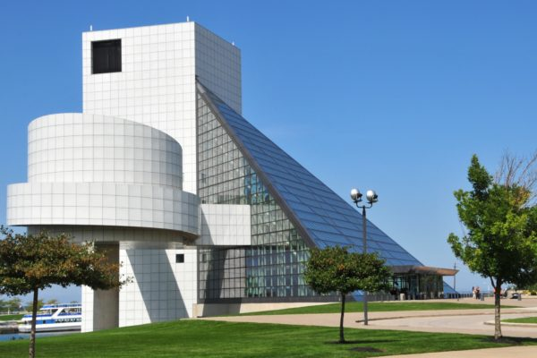 Rock & Roll Hall of Fame:  Impressions From A Mother-Daughter Visit on MLK Day