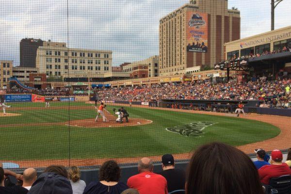 Akron RubberDucks Double-A Baseball: A Review