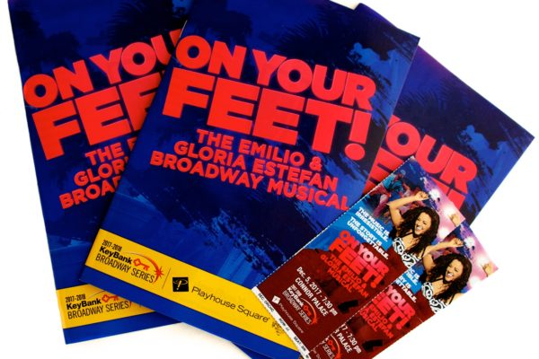 Broadway's <strong><em>On Your Feet!</em></strong> A Night of Pure Musical & Dancing Fun