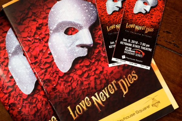Love Never Dies, Or Does It?