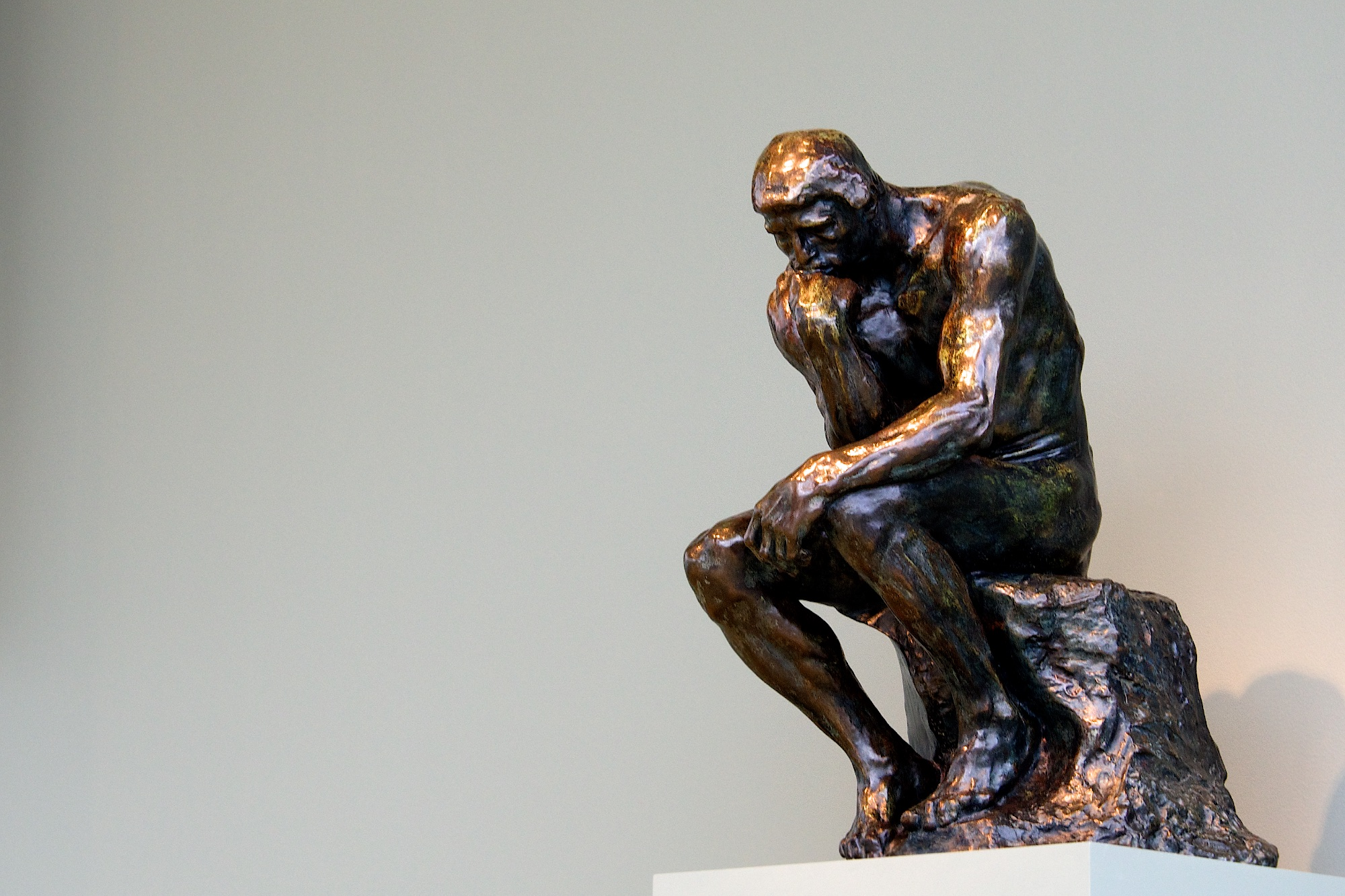 the thinker may be more than you thought rodin 100 years exhibit
