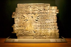 Cleveland Art Museum Cambodian Khmer Exhibit Display